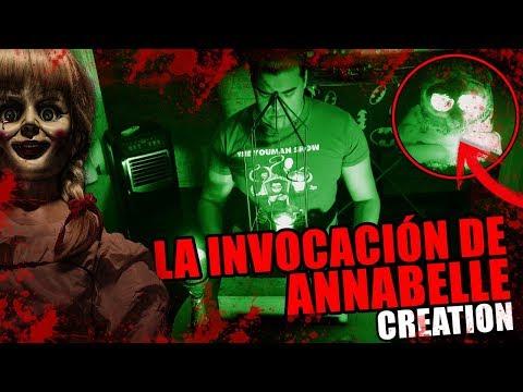 La INVOCACIÓN de ANNABELLE CREATION | La dimensión ASTRAL
