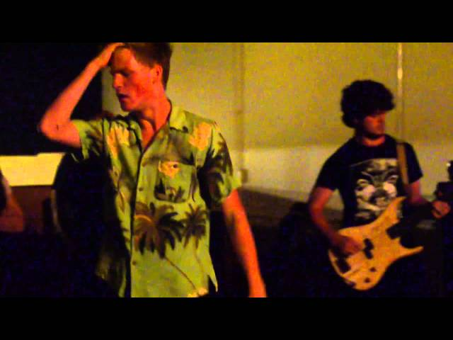Future Binds - Live in Greensboro 7/25/13