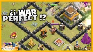 ¿¡ WAR PERFECT !? - FATAL FURY - CLASH OF CLANS - AnikiloEnTuClan #61 - GUERRA CON SUSCRIPTORES