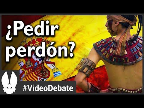 ¿Debería España pedir perdón a Latinoamérica? Vídeo Debate.