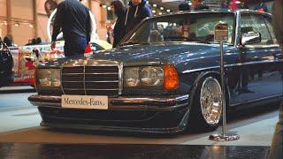 Best of Mercedes: Die Mercedes-FanWorld auf der Essen Motor Show 2019 // Mercedes-Fans.de