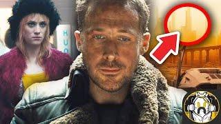 Blade Runner 2049 - Official Trailer BREAKDOWN