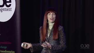 Futurist Shara Evans at the Ode Brisbane Showcase | AI, Robots + The Future of Work