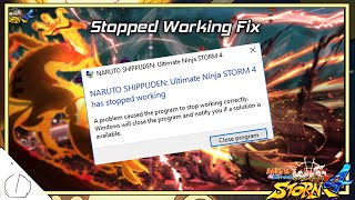 How To Fix Naruto Storm 4 Stopped Working Error (Intel Users)