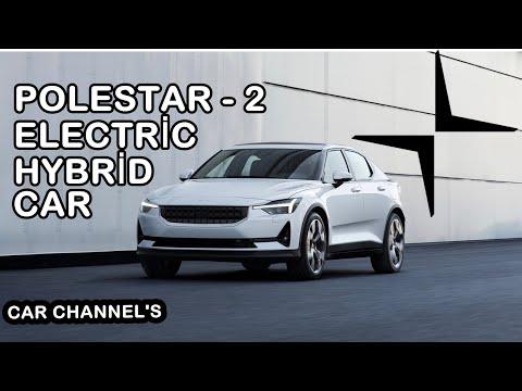 2020 POLESTAR 2 ELECTRİC VEHİCLE Hybrid
