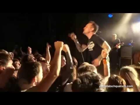 Dave Hause + Camaraderie Full Concert Dresden Scheune