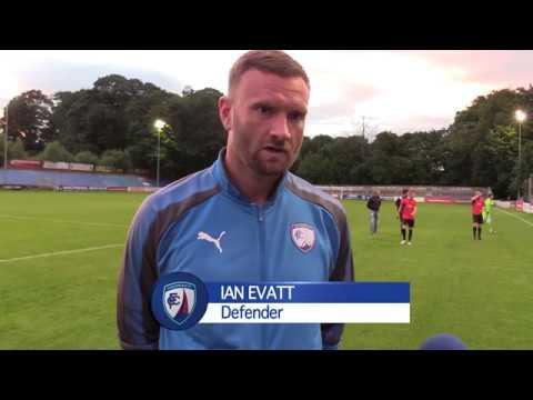 Ian Evatt Post Sheffield FC
