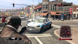 Watch Dogs PC Free Roam Gameplay Max Settings