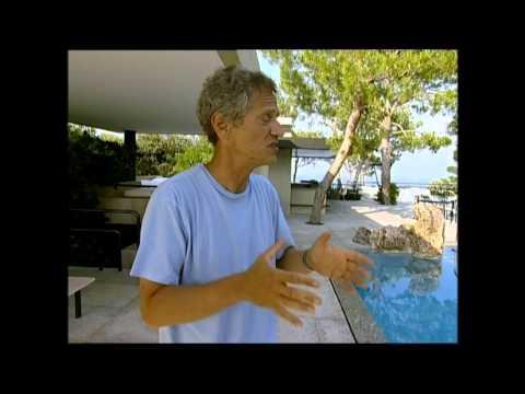 """LUC SVETCHINE Architecte - Extrait """"Au Pays d'Azur"""" (France 3)"""