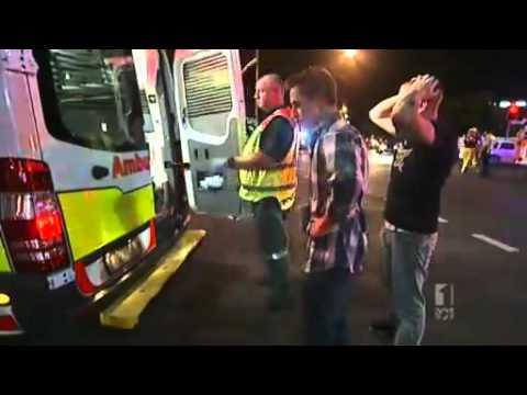 Paramedics on emergency frontline