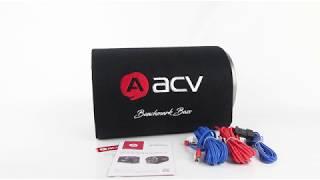Сабвуфер ACV BTA-8N 450 Вт (огляд)