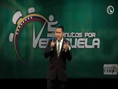 En que consiste la estrategia 5 minutos por venezuela for Rev diez minutos