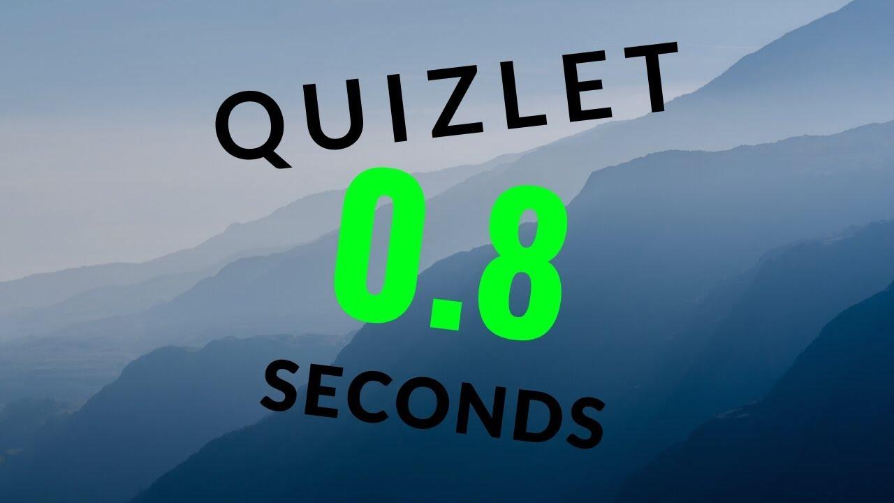 How to HACK Quizlet   BeatsEdge - YouTube