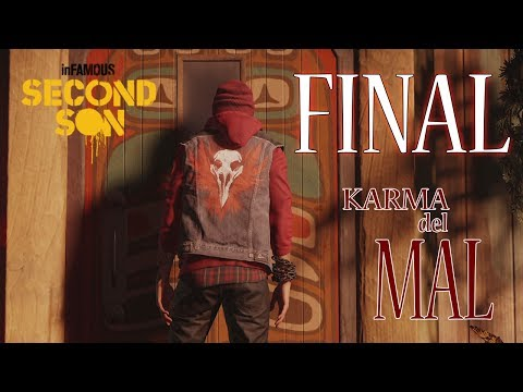 Infamous Second Son | Let's Play | FINAL MALO