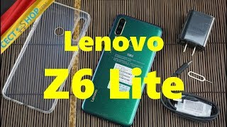 Lenovo Z6 Lite Unboxing And Hands On  CECT Shop.com Deutsch