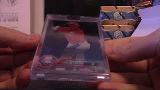 Meng's 2018 Topps Clearly Authentic Baseball Box Break