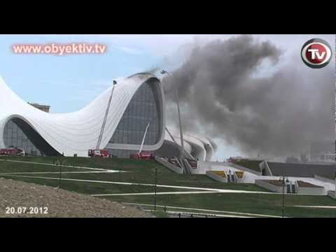 A CRIMINALCASE LAUNCHED IN CONNECTION WITH THE FIRE AT HEYDAR ALIYEV CENTER