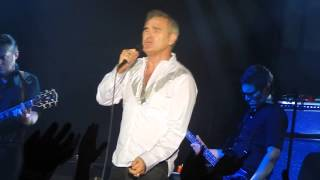 Morrissey Suedehead @ Hull Arena 18th September 2015