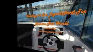 Whittley 24 Sea Legend Hard Top
