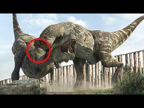 Самый СИЛЬНЫЙ динозавр ВСЕХ ВРЕМЕН! Сильнее Тиранозавра?