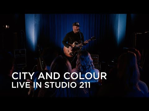 City And Colour Live At Studio 211 | CBC Music