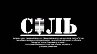 Программа ZOOM на радио СОЛЬ  Жители Нивенского попросились в состав Чечни