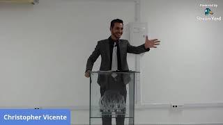 Exposição Bíblica em Filemom 1-25 (Parte II) - Christopher Vicente