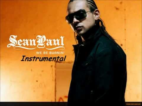 Sean Paul - we be burning (instrumental) mp3