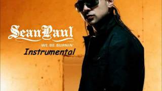 Sean Paul - we be burning (instrumental)