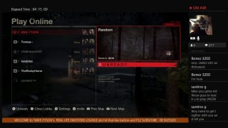 "FRIDAY the 13th Livestream MIKE TYSONs looking for help ""NEW GAME"" lets play"