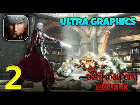 Devil May Cry Mobile Gameplay (Android Beta) - Ultra Graphics