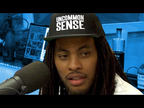 Waka Flocka Flame Interview at The Breakfast Club Power 105.1 (09/18/2015)