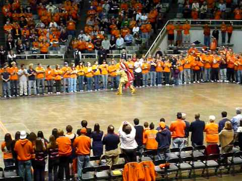 The Portrayal of The Chief Illiniwek Dance
