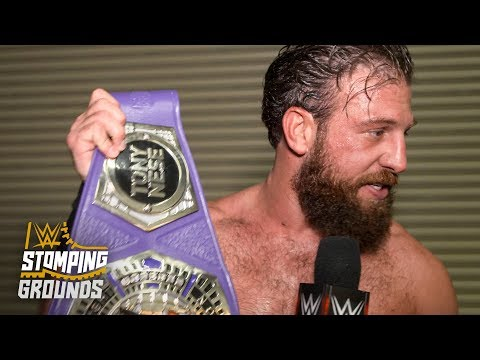 Drew Gulak plans to lead the Cruiserweight division by example: WWE Exclusive, June 23, 2019