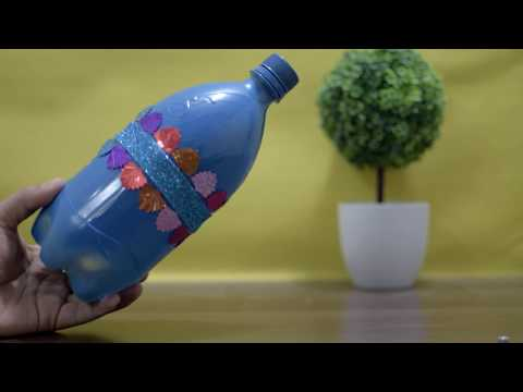 7 Amazing Craft Ideas To Recycle Plastic Bottles -  Crafts For Kids