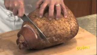 How to Carve Ham For Dummies