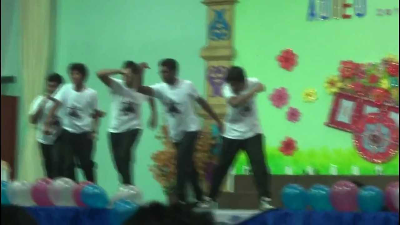 IISD farewell Dance (2012-2013) - YouTube