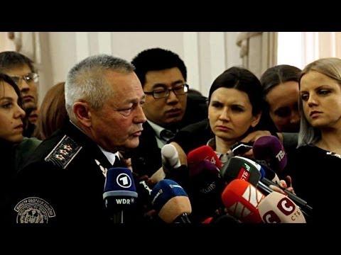 Ukraine, Russia agree brief Crimea truce: Kiev