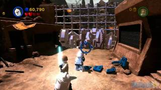 LEGO Star Wars III: The Clone Wars - Asajj Ventress - Chapter 5 - Innocents of Ryloth - Part 2
