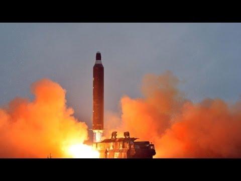 Южная Корея осудила испытания ракет Северной Кореей (новости)