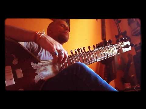 """Black hole sun"" on sitar Chris Cornell tribute"