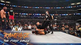 Mox, Kingston, Sting \u0026 Darby Shut Down the First Dance | AEW Rampage: The First Dance, 8/20/21