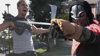Repeat youtube video League of Legends: Draven vs Zed