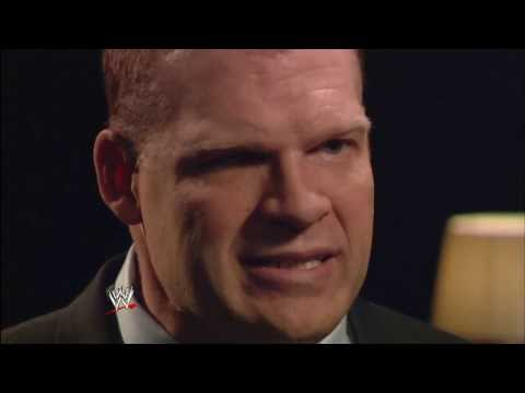New WWE Director of Operations Kane reveals the monster is s
