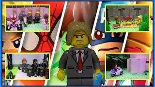 Lego Мультфильм Город Х - 4 сезон ( 6 эпизод)