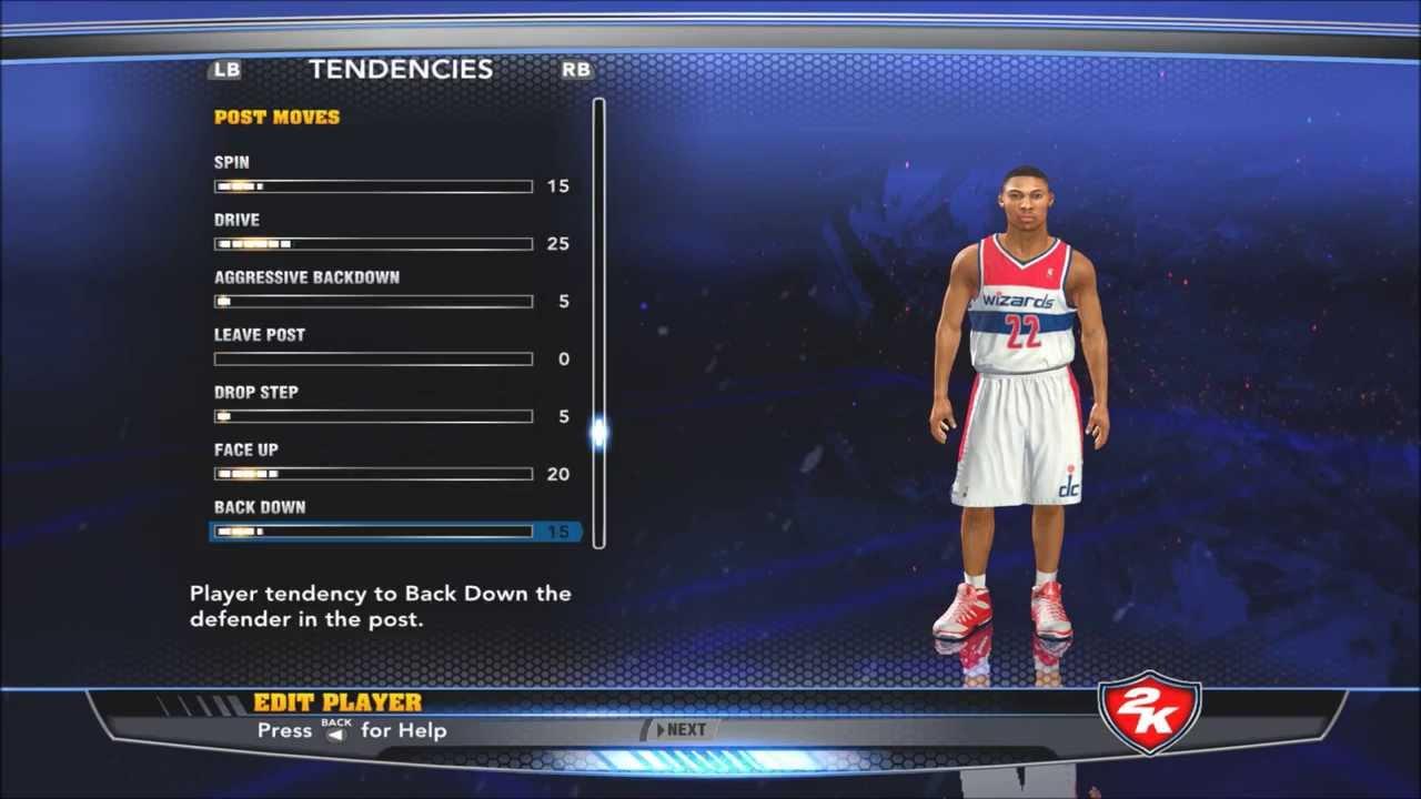 NBA 2K14 Washington Wizards In Depth Player Analysis Ratings ...