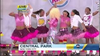 Nicki Minaj  - Where Them Girls At Gma