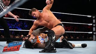 Jimmy Uso vs. The Miz: WWE Main Event, December 2, 2014