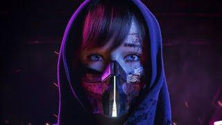 Cyberpunk Samurai Futuristic Prototype Demo by Square Enix (2018)