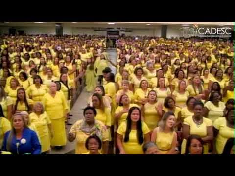 Adorarei - Coral da CIBESC - 23º Congresso da CIBESC